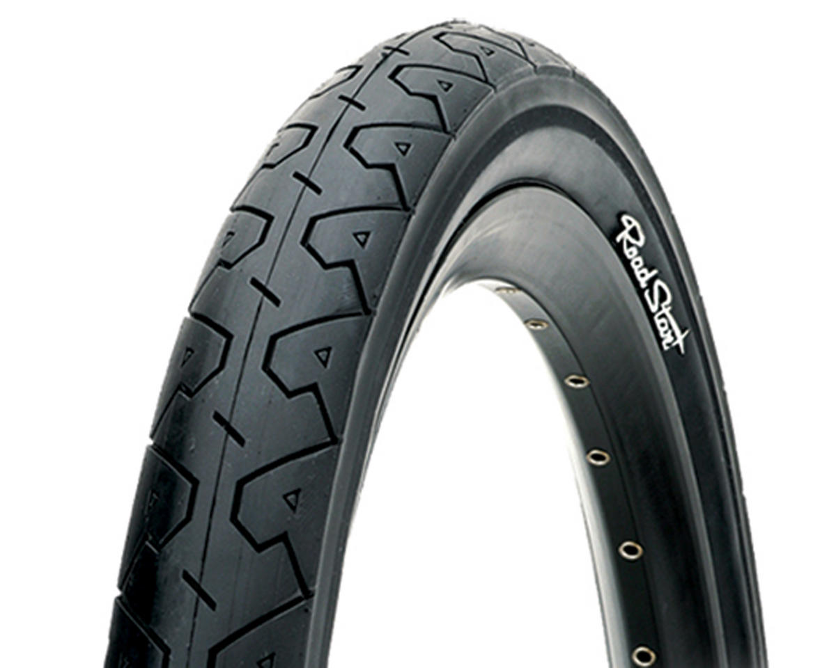 Giant Road Star Cruiser Tire (Wire Bead) (Black)