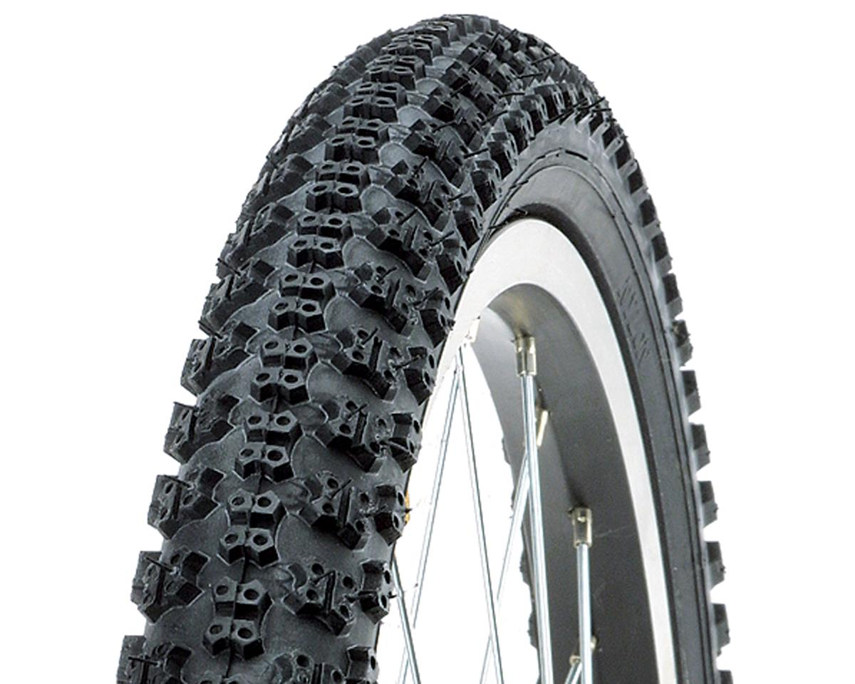 "Giant Comp III Style 12.5"" Tire (Wire Bead) (White) (12.5 x 2.125)"