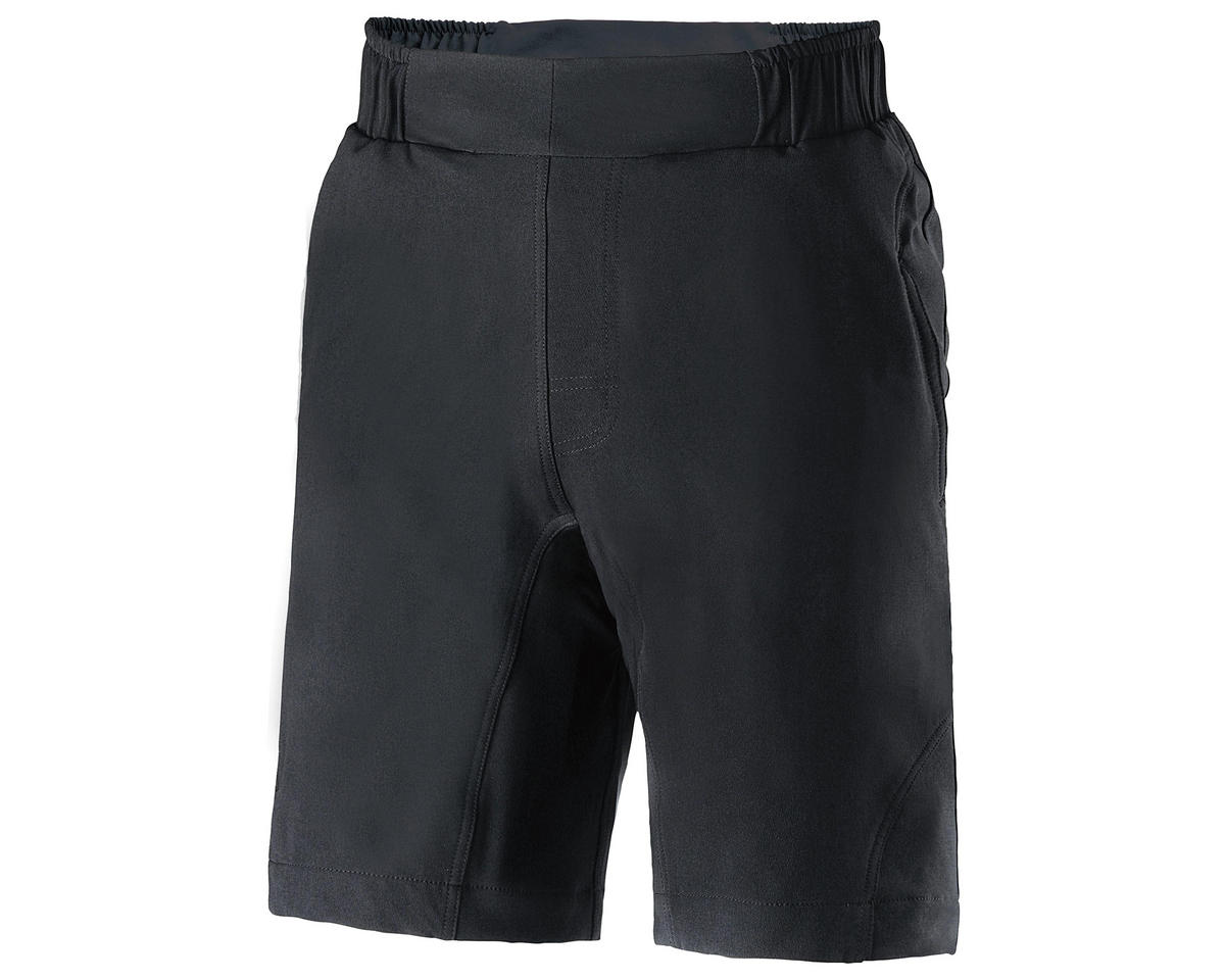 Core Baggy Bike Shorts (Black)