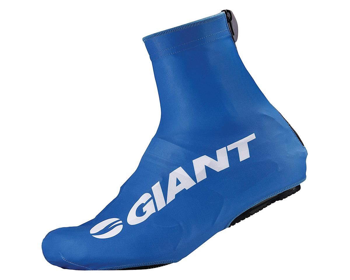 Giant Aero Cycling Shoe Covers (Blue)