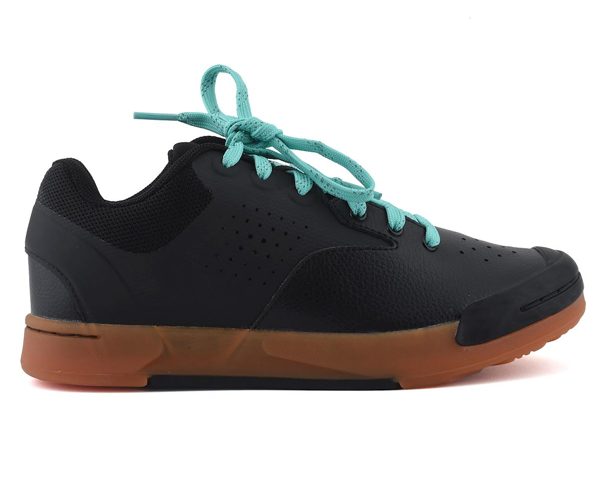 Image 1 for Liv/Giant Shuttle Flat Off-Road Shoes (Black/Mint) (36)