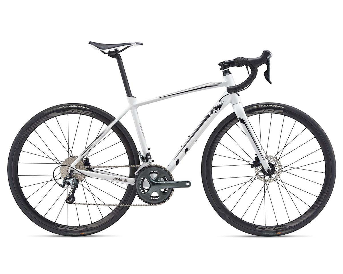 Liv/Giant 2019 Avail SL 2 Disc (White/Black/Iris) (M)