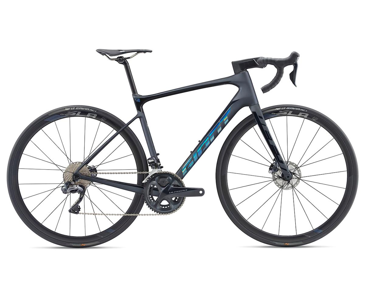 Giant 2019 Defy Advanced Pro 0 (Gun Metal Black/Iris) (M)