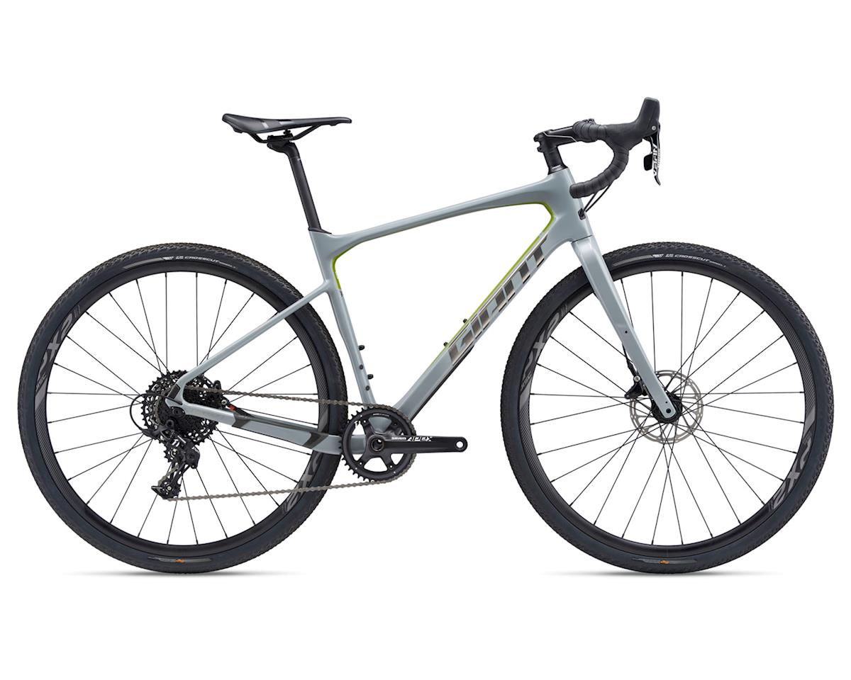 Giant 2019 Revolt Advanced 1 (Gray/Olive/Chrome) (M)