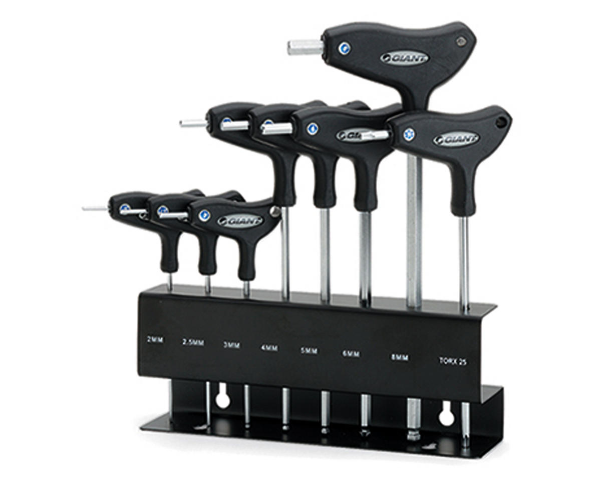 Giant T-Handle Hex Wrench Set