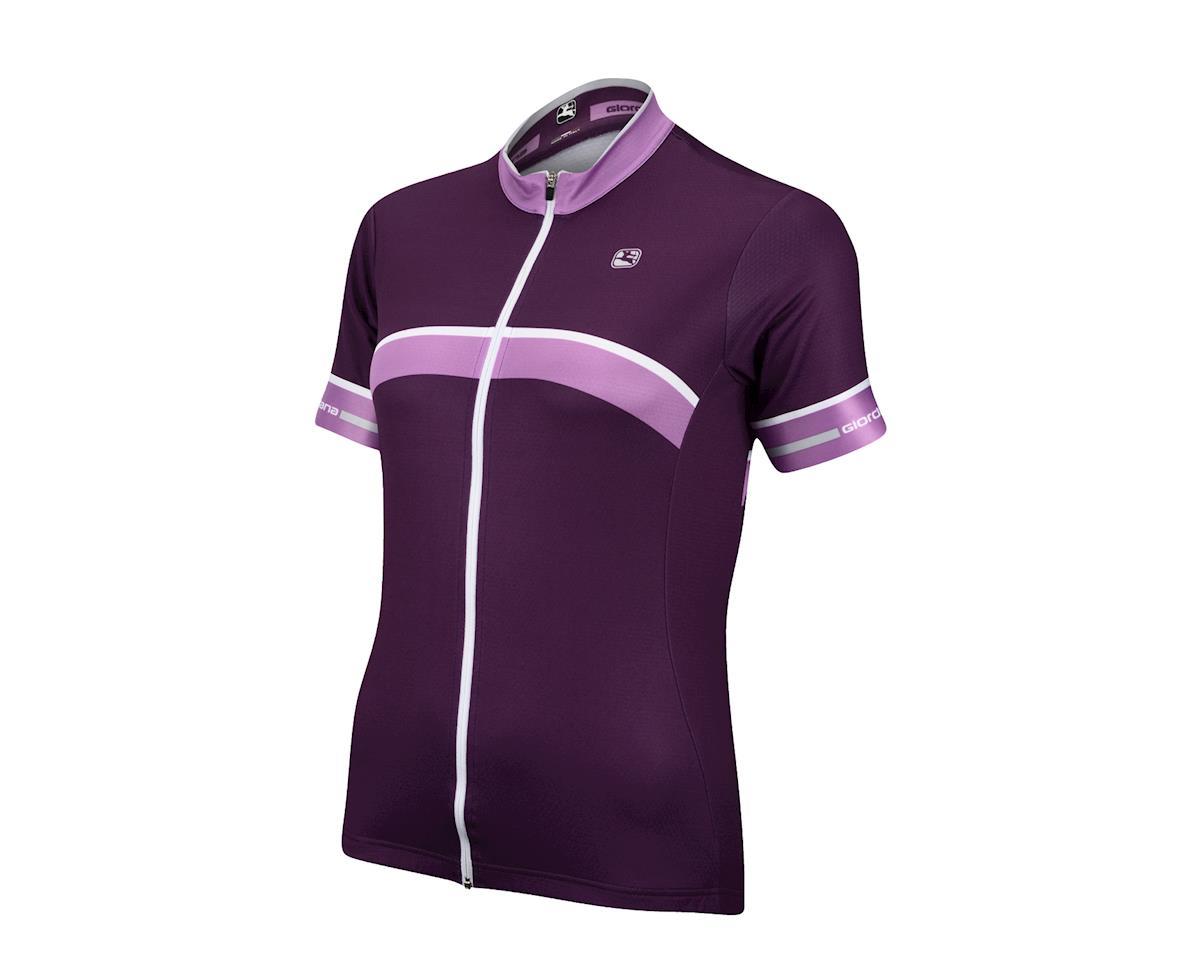 Image 3 for Giordana Women's SilverLine Giro Jersey (Green)