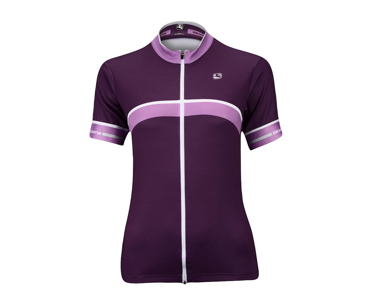 Image 6 for Giordana Women's SilverLine Giro Jersey (Green)