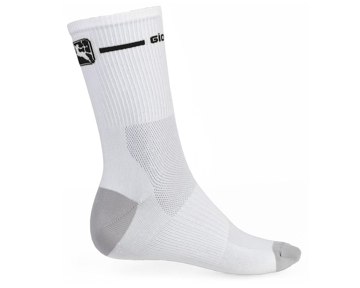 Giordana Classic Trade Sock (White/Black)