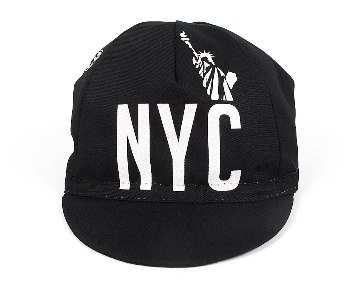 Giordana NYC Liberty Cap (Black)