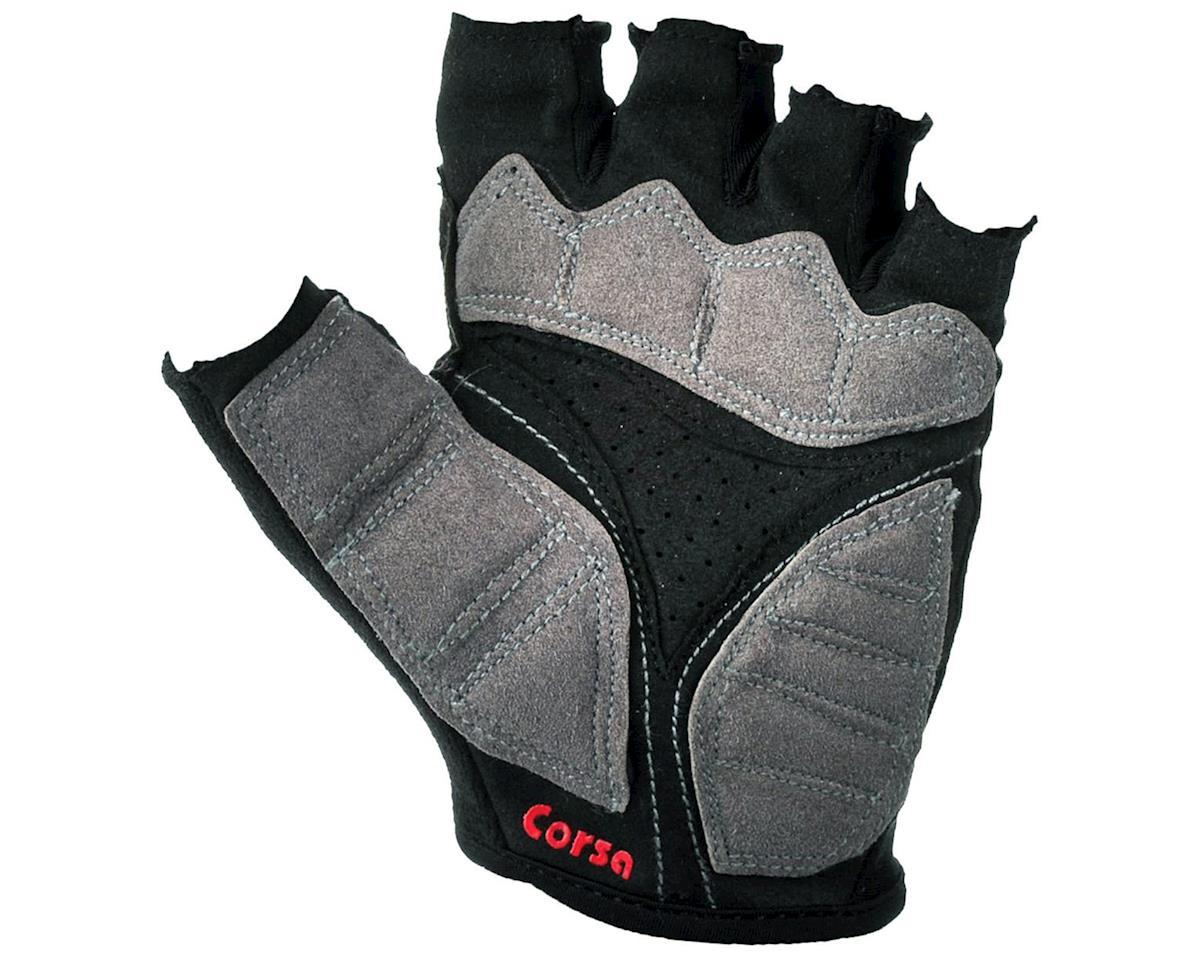 Giordana Women's Corsa Glove (Black) (M)