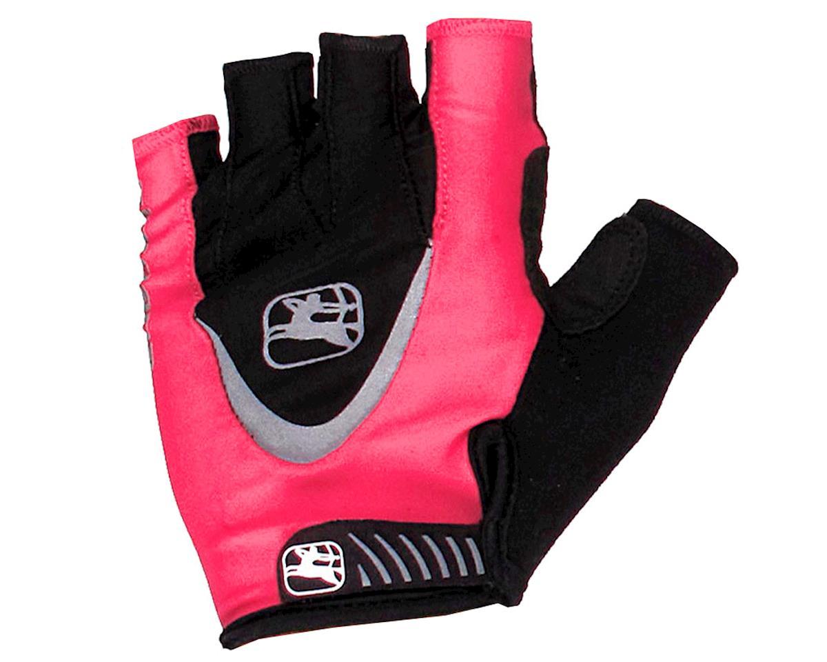 Giordana Women's Corsa Glove (Pink) (L)