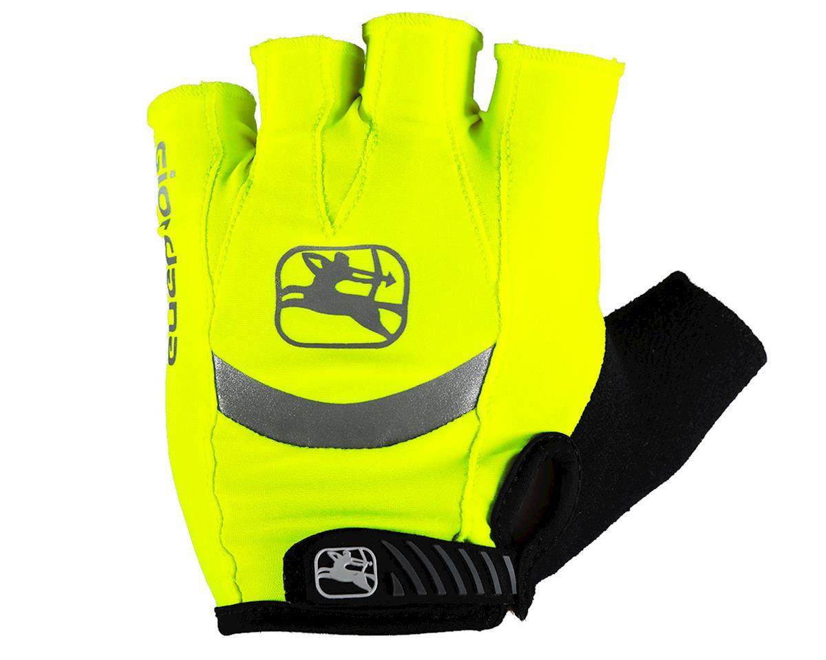Giordana Strada Gel Gloves (Fluo Yellow) (M)