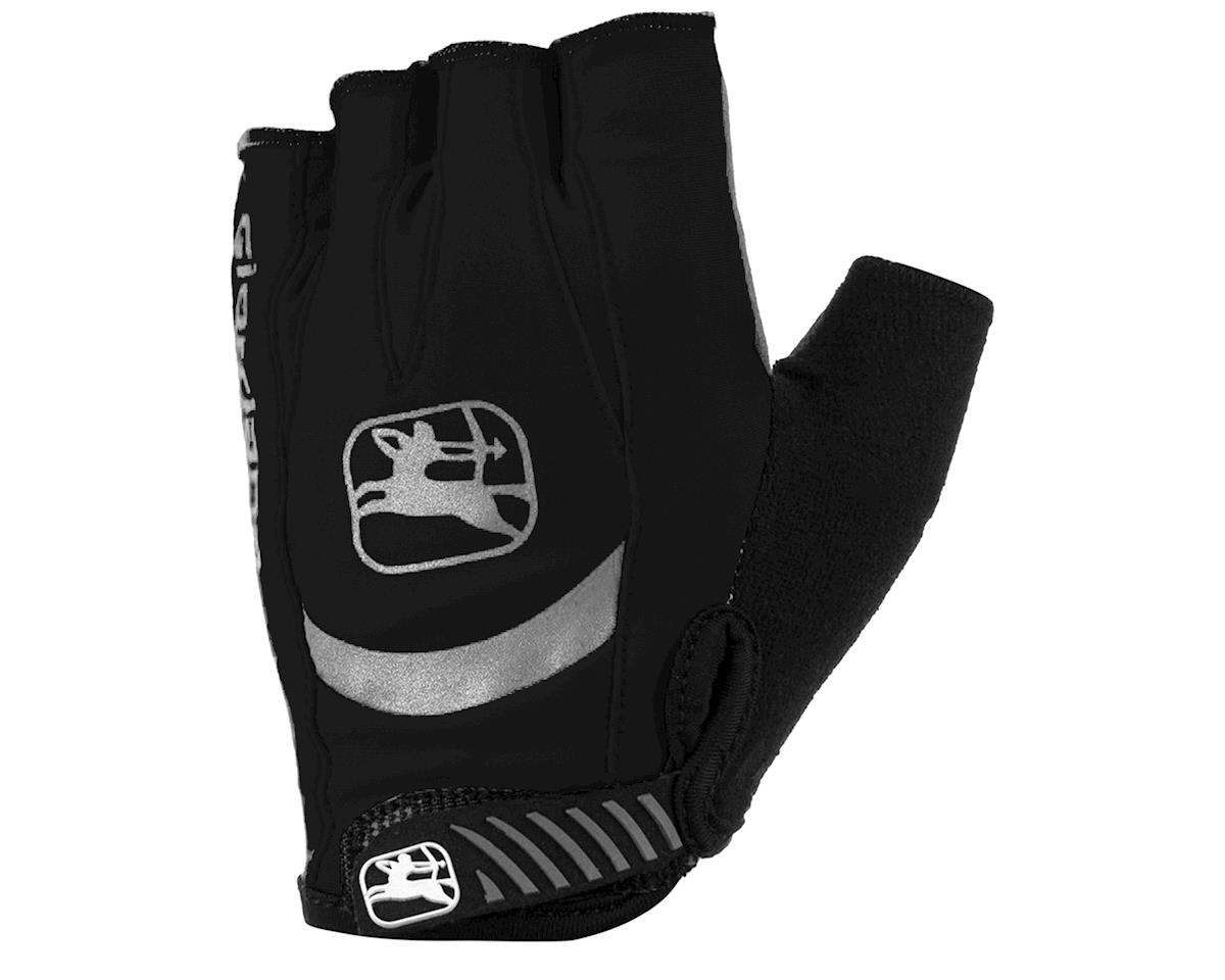 Giordana Women's Strada Gel Glove (Black) (L)