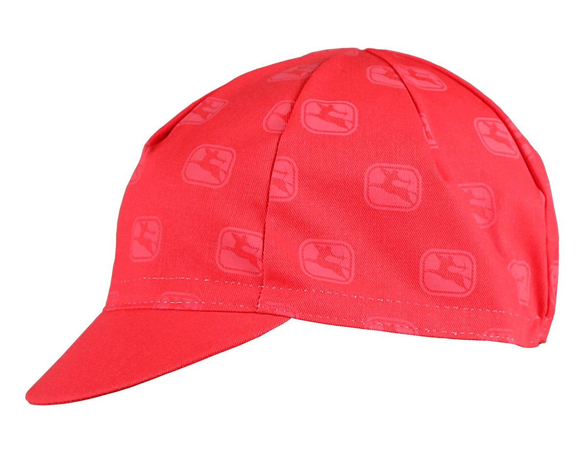 Giordana Sagittarius Cotton Cycling Cap (Red)