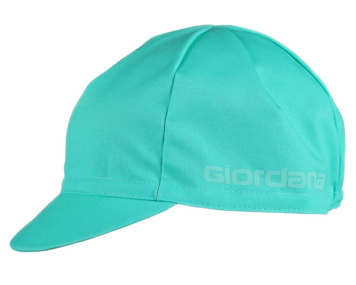 Giordana Solid Cotton Cycling Cap (Mint)