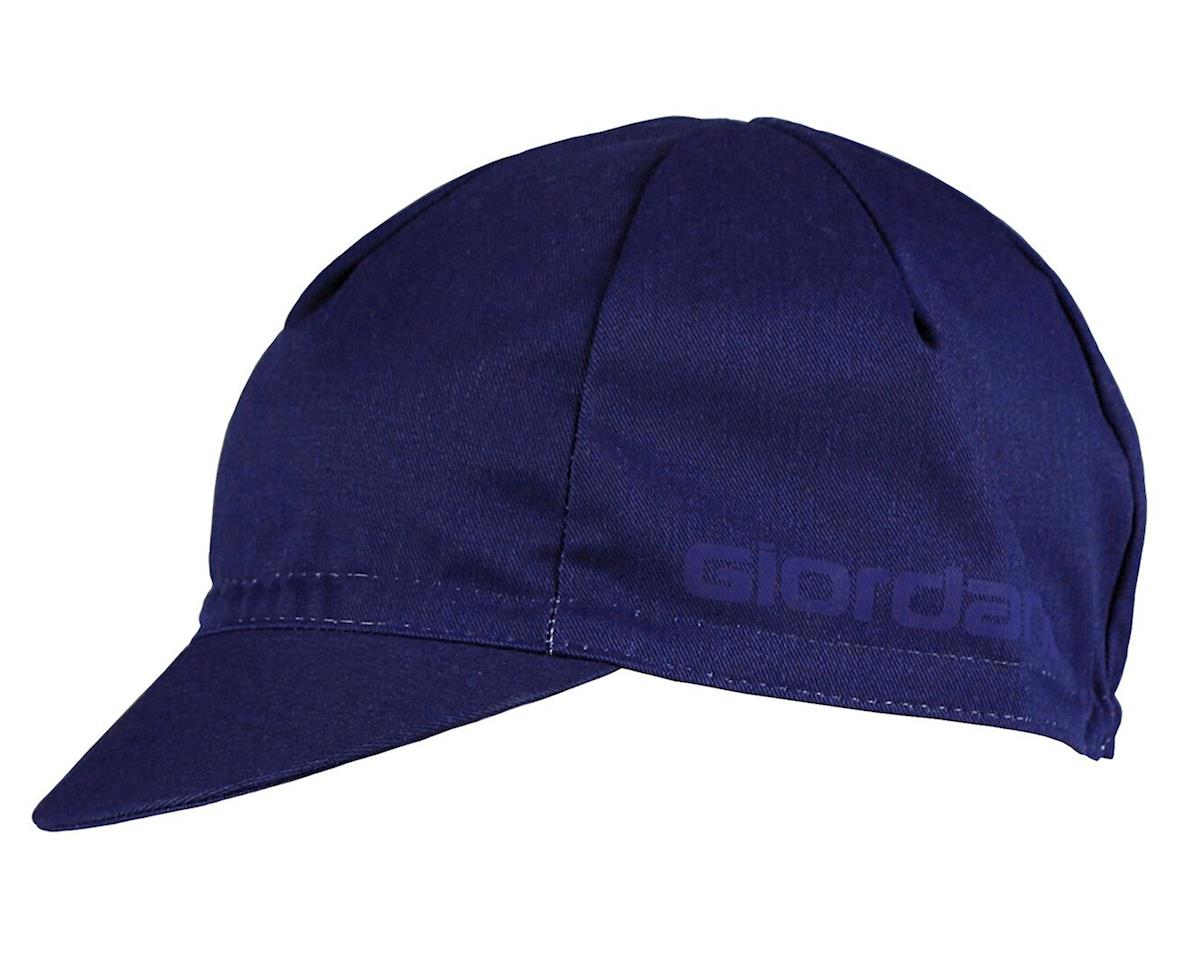 Giordana Solid Cotton Cycling Cap (Purple)