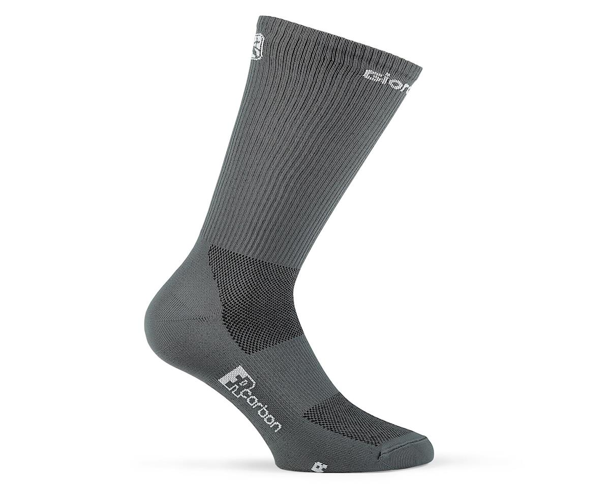 Giordana FR-C Tall Solid Socks (Grey) (M)