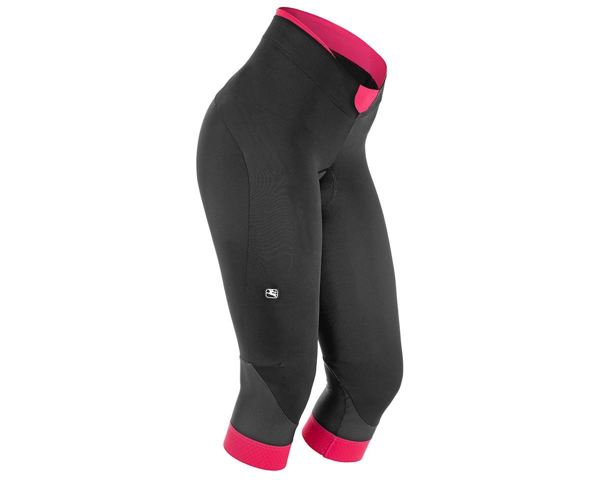 Giordana Women's SilverLine Knicker (Black/White/Pink) (XL)