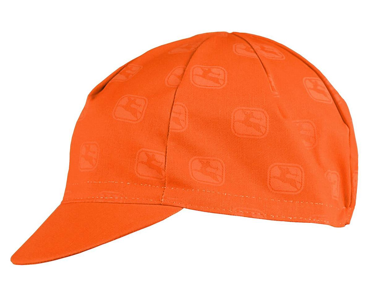 Giordana Sagittarius Cotton Cycling Cap (Orange)