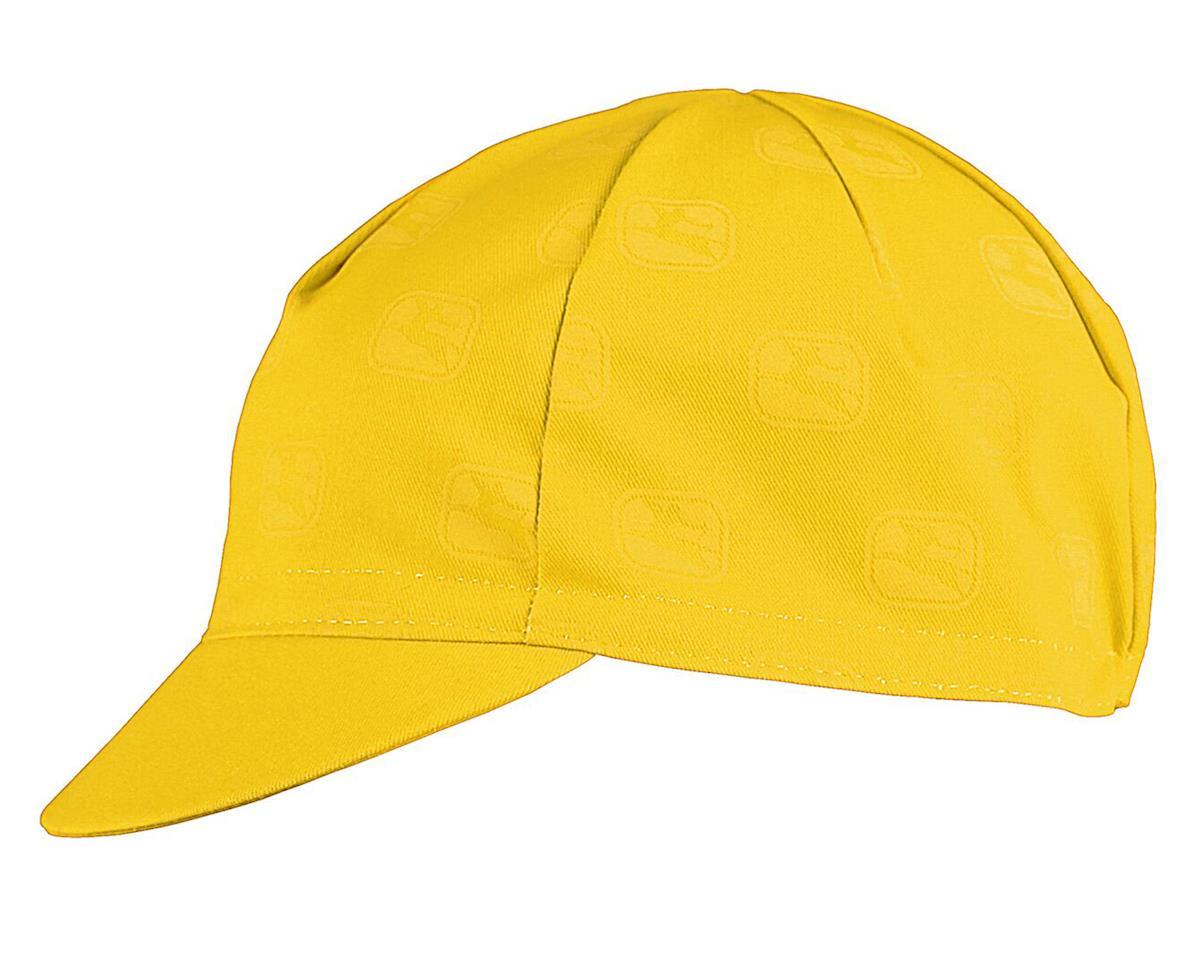 Giordana Sagittarius Cotton Cycling Cap (Yellow)