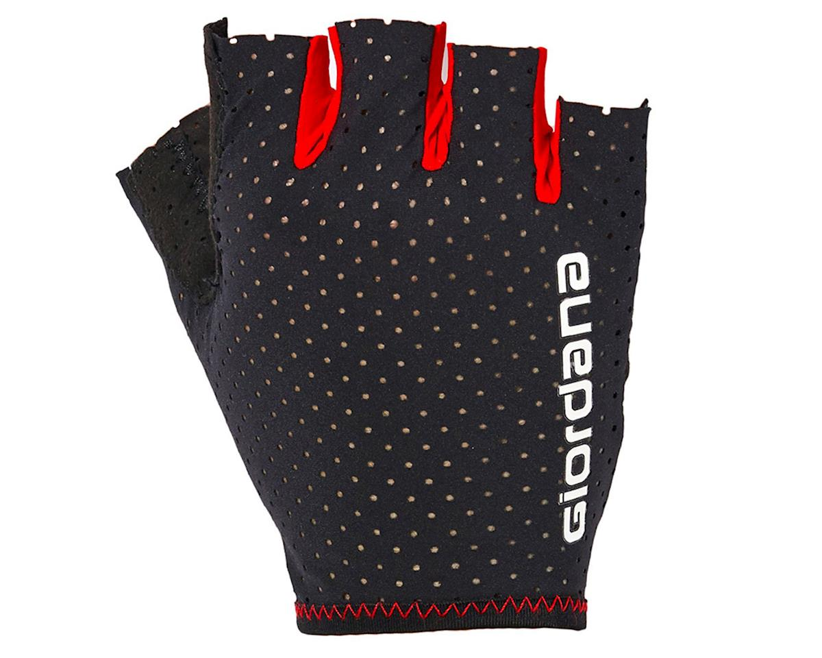 Giordana FR-C Pro Lyte Glove (Black/Red) (L)