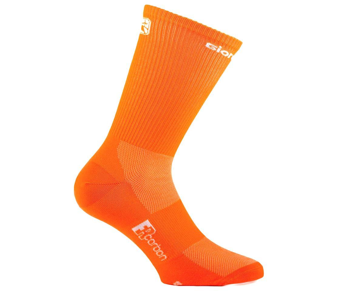 Giordana FR-C Tall Sock (Fluo Orange) (S)