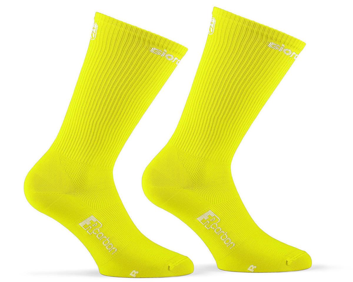 Giordana FR-C Tall Sock (Fluo Yellow) (M)