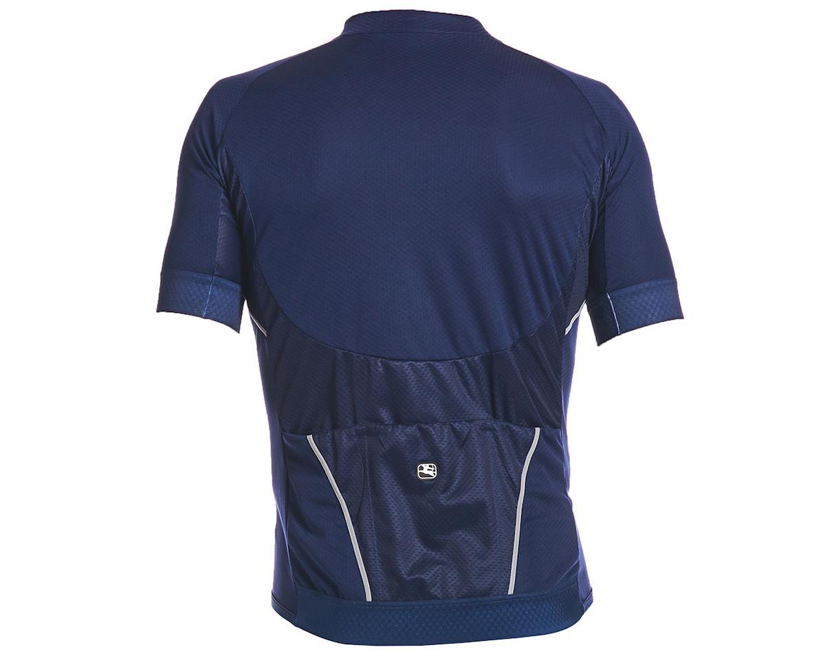 Giordana SilverLine Short Sleeve Jersey (Navy) (M)