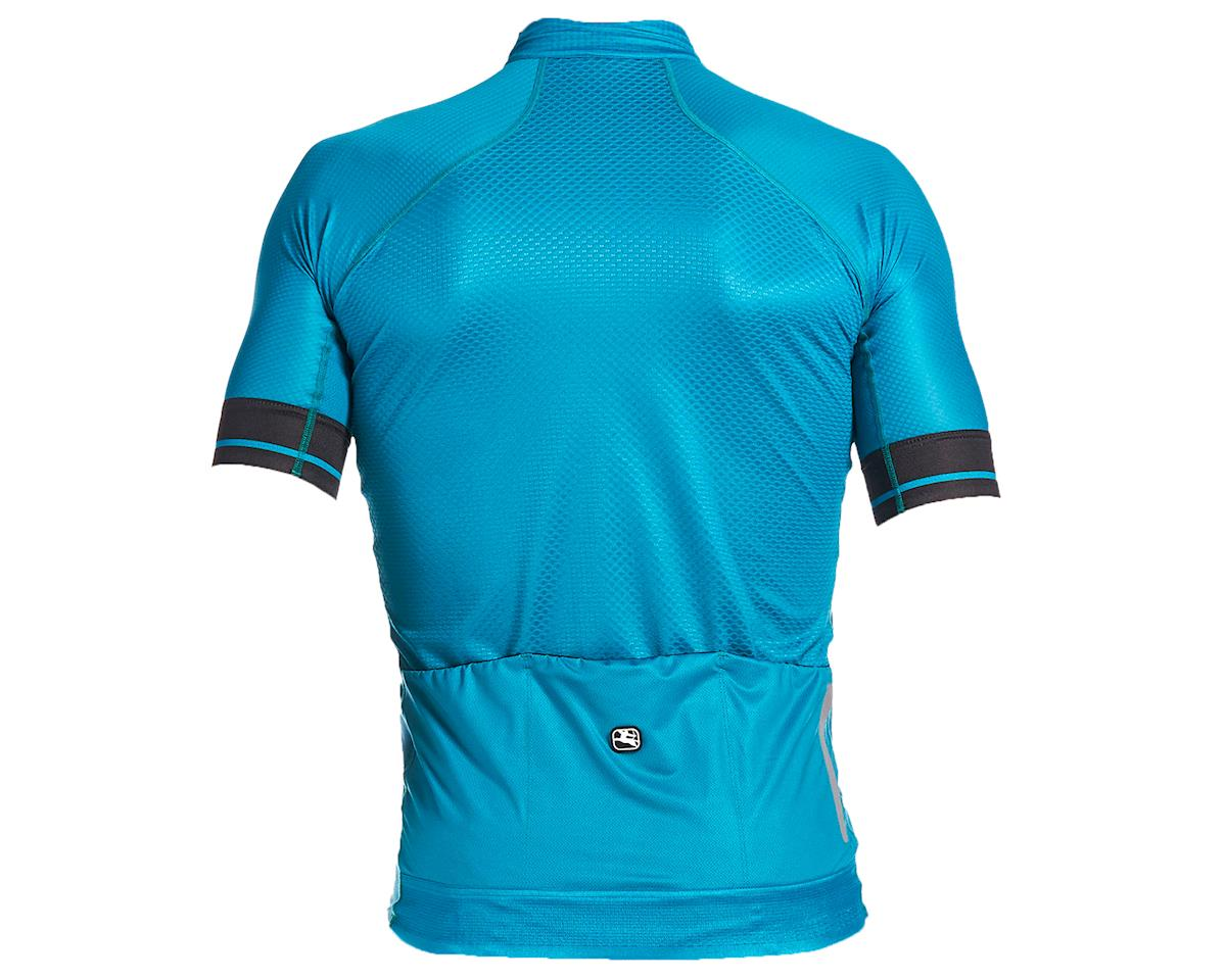 Image 2 for Giordana FR-C Pro Short Sleeve Jersey (Deep Ocean/Black accents) (L)