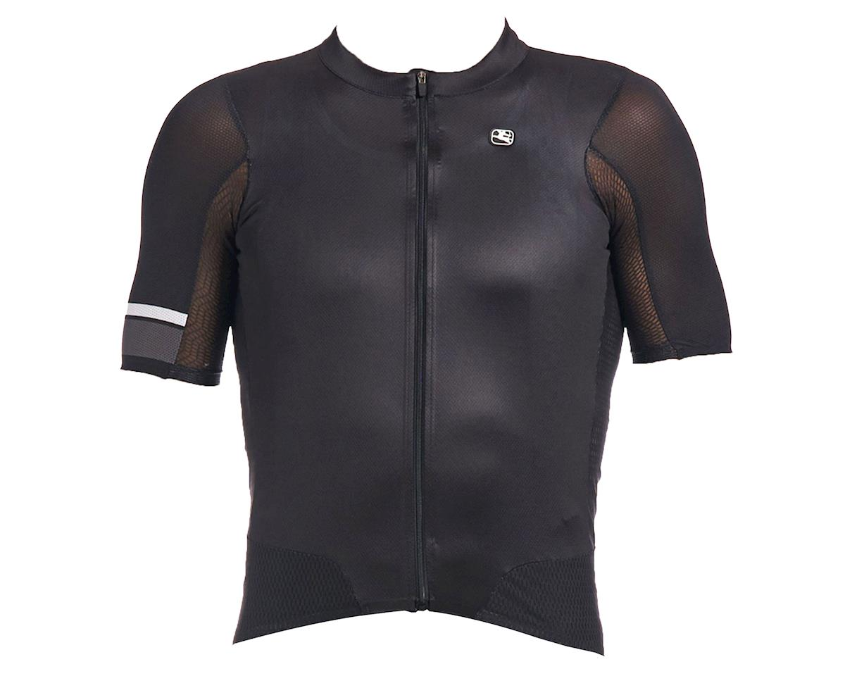 Giordana NX-G Air Short Sleeve Jersey (Black/Grey) (S)