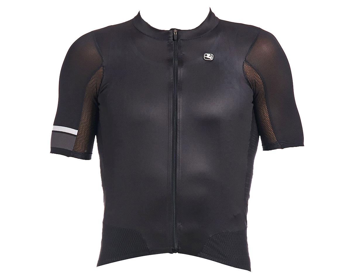 Giordana NX-G Air Short Sleeve Jersey (Black/Grey) (XL)