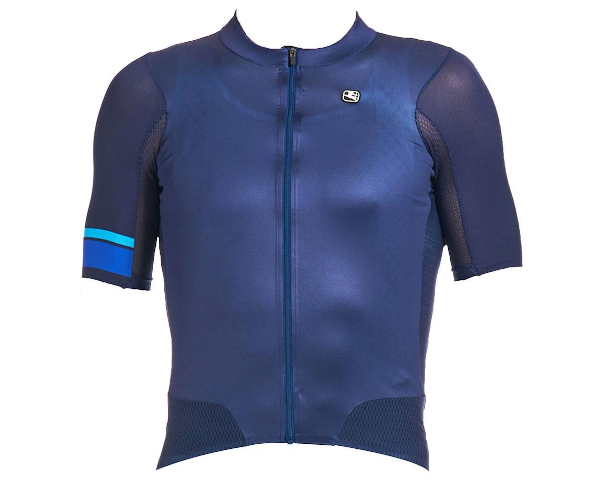 Giordana NX-G Air Short Sleeve Jersey (Navy/Blue) (S)