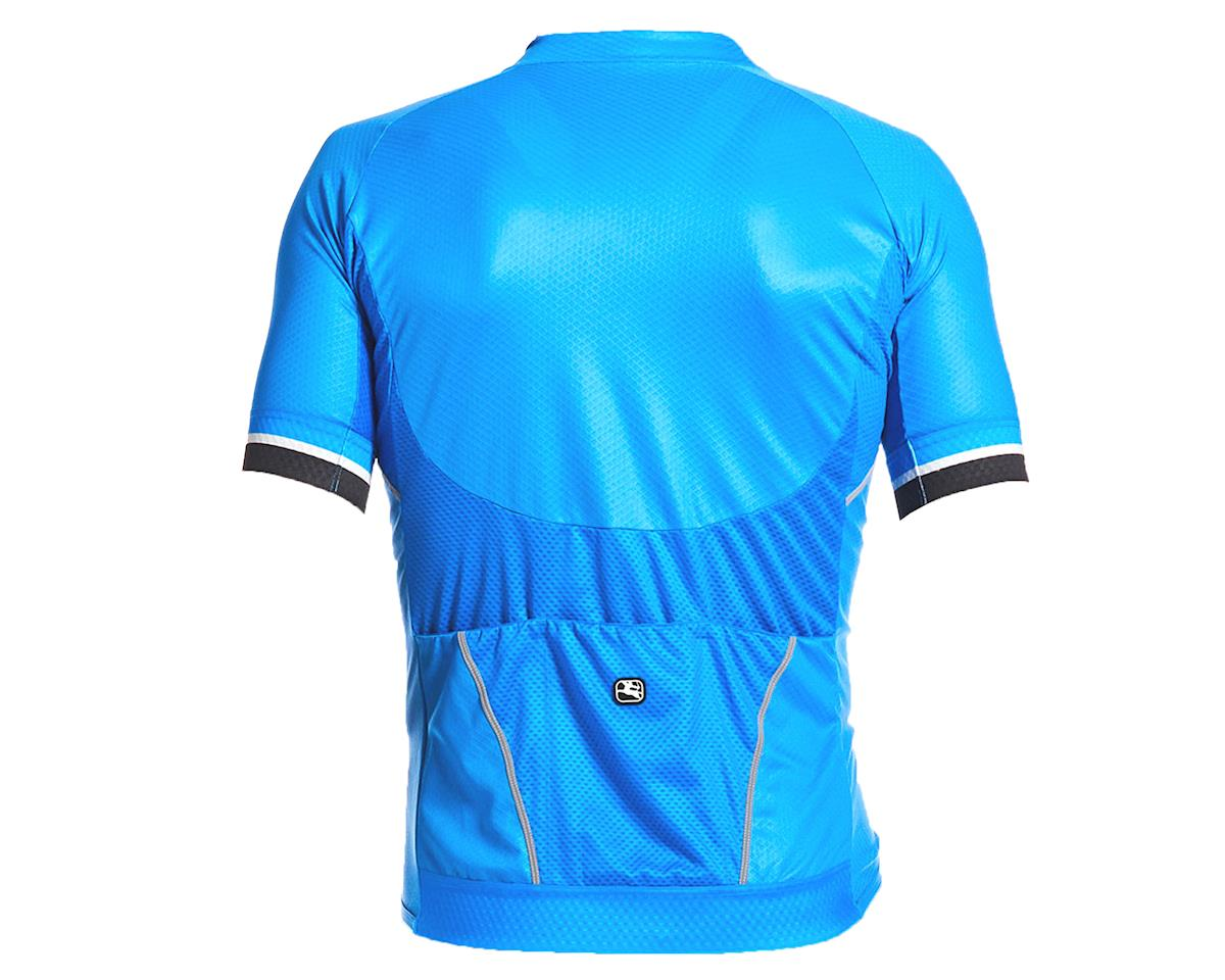 Giordana SilverLine Short Sleeve Jersey (Bright Blue) (M)
