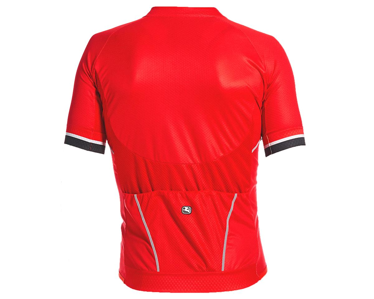 Image 2 for Giordana SilverLine Short Sleeve Jersey (Red) (XL)