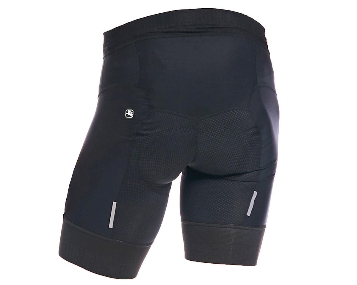Image 2 for Giordana Women's FR-C Pro 5cm Shorter Short (Black) (XL)