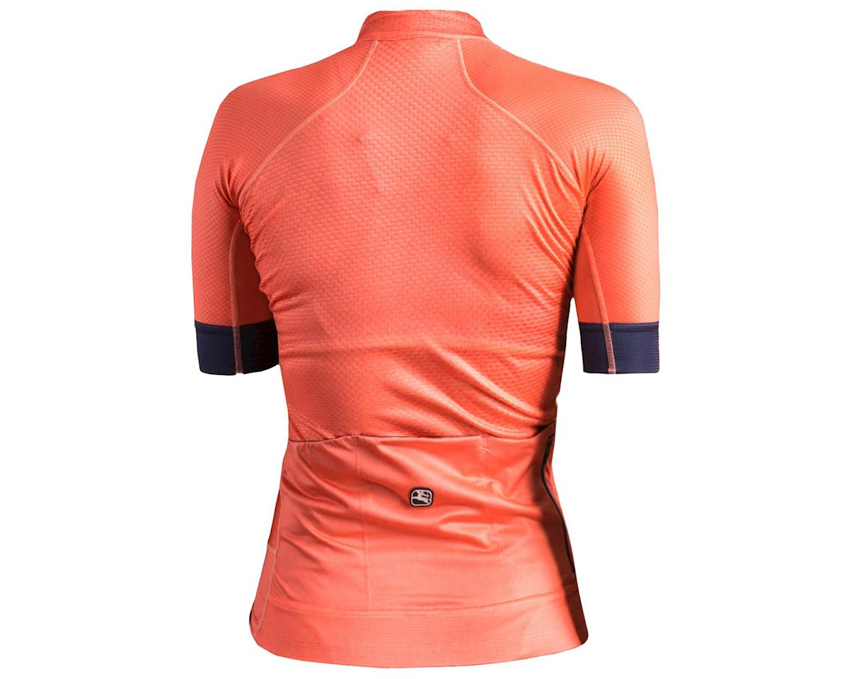 Image 2 for Giordana Women's FR-C Pro Short Sleeve Jersey (Coral) (M)