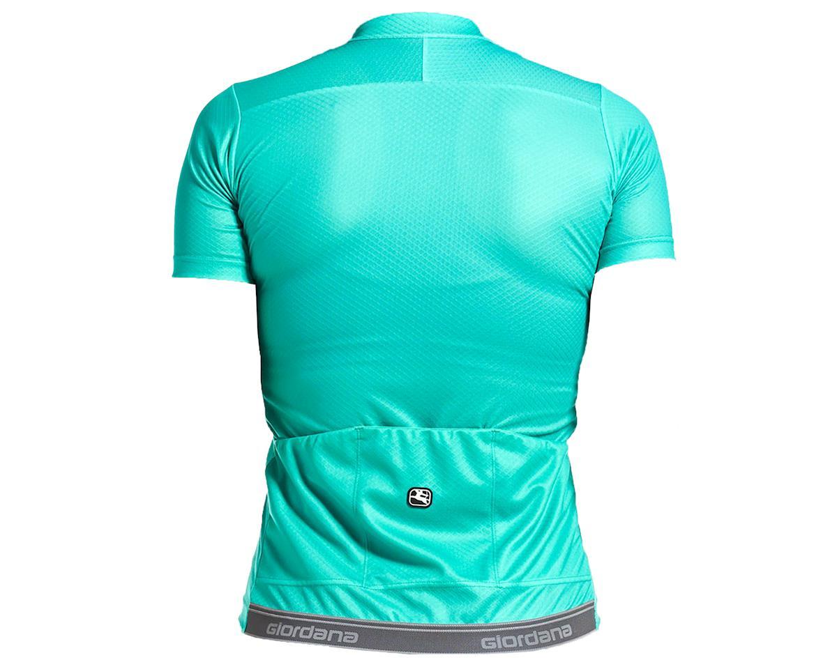 Image 2 for Giordana Women's Fusion Short Sleeve Jersey (Arcadia Green) (XL)