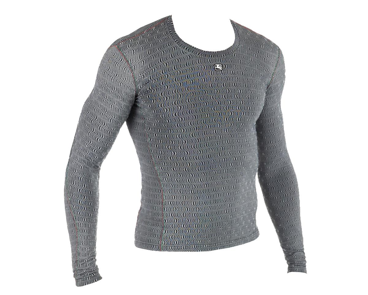 Image 1 for Giordana Ceramic Long Sleeve Base Layer (Grey) (XL)