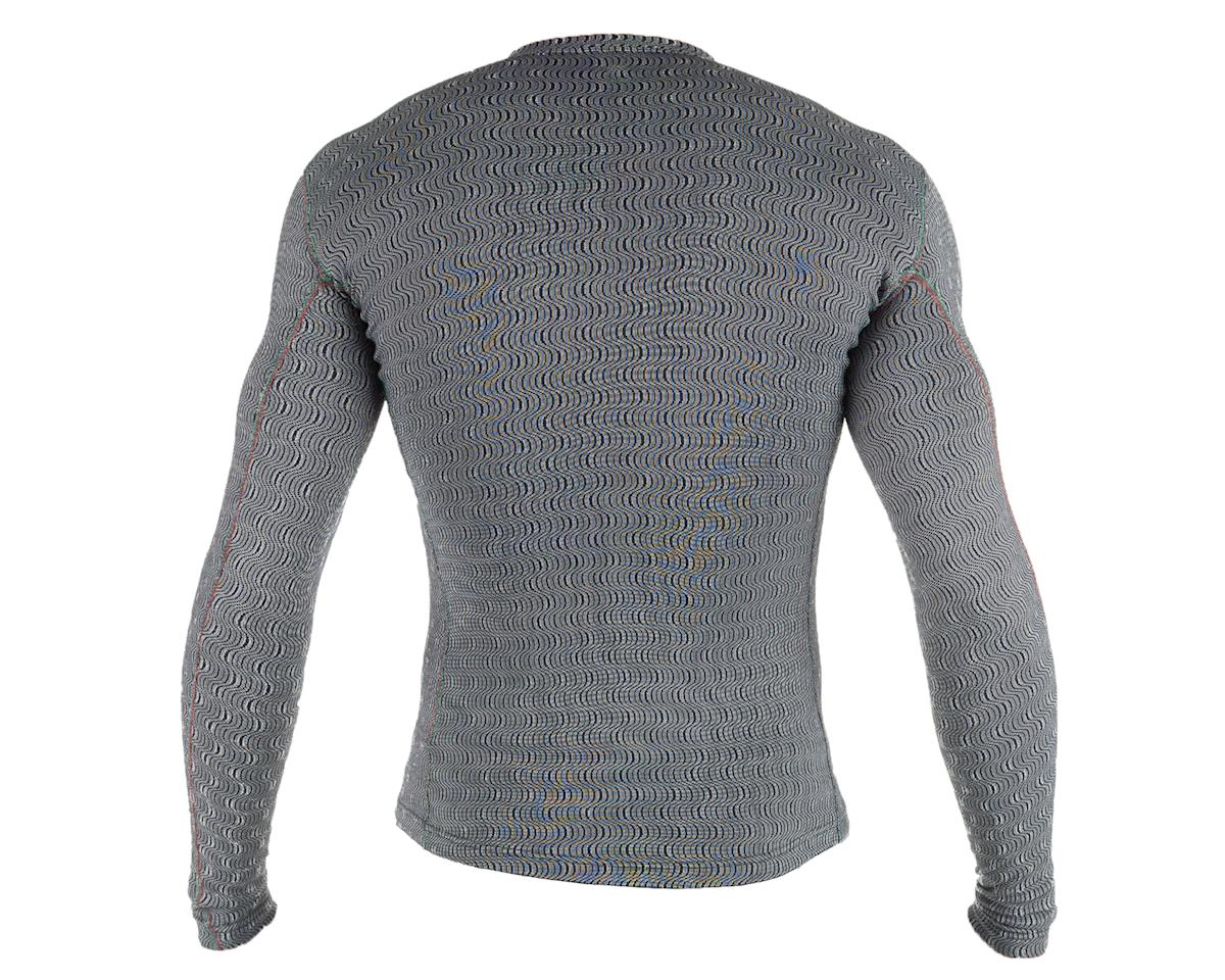 Image 2 for Giordana Ceramic Long Sleeve Base Layer (Grey) (XL)