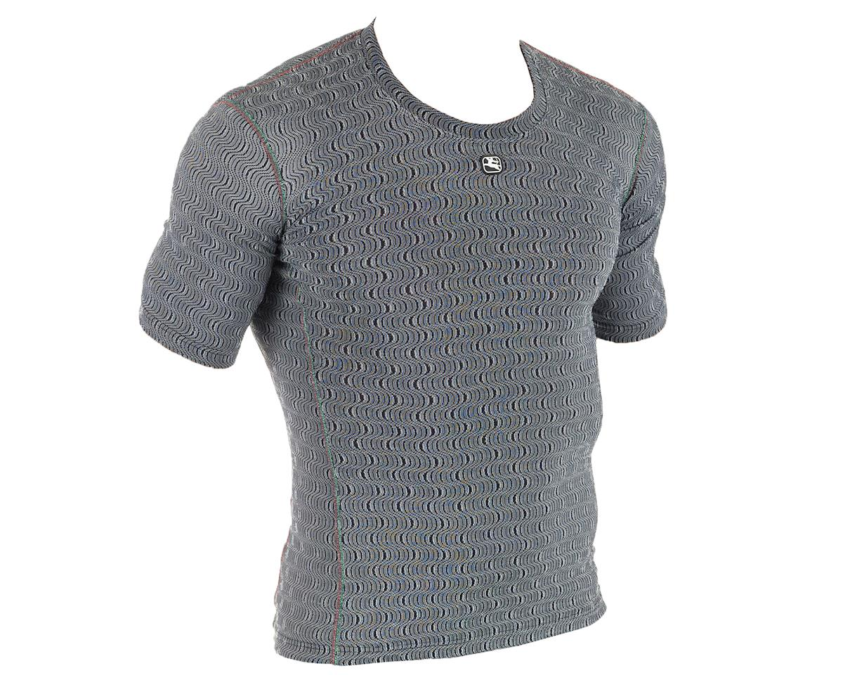 Giordana Ceramic Short Sleeve Base Layer (Grey) (XL)