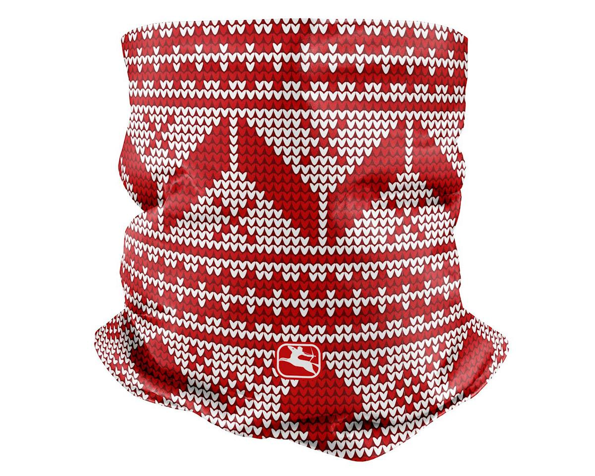 Giordana Neck Gaiter (Sweather Weather  Red)