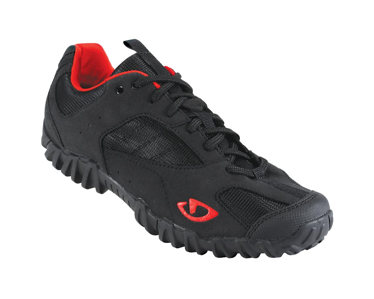 Giro Junction MTB Shoes - Performance Exclusive (Black/Red)