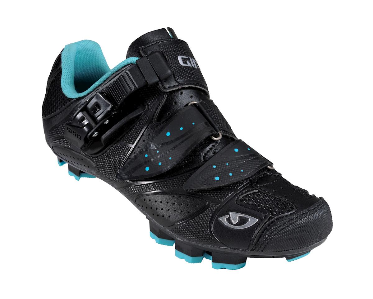 Giro Women's Sica MTB Shoes (Black)