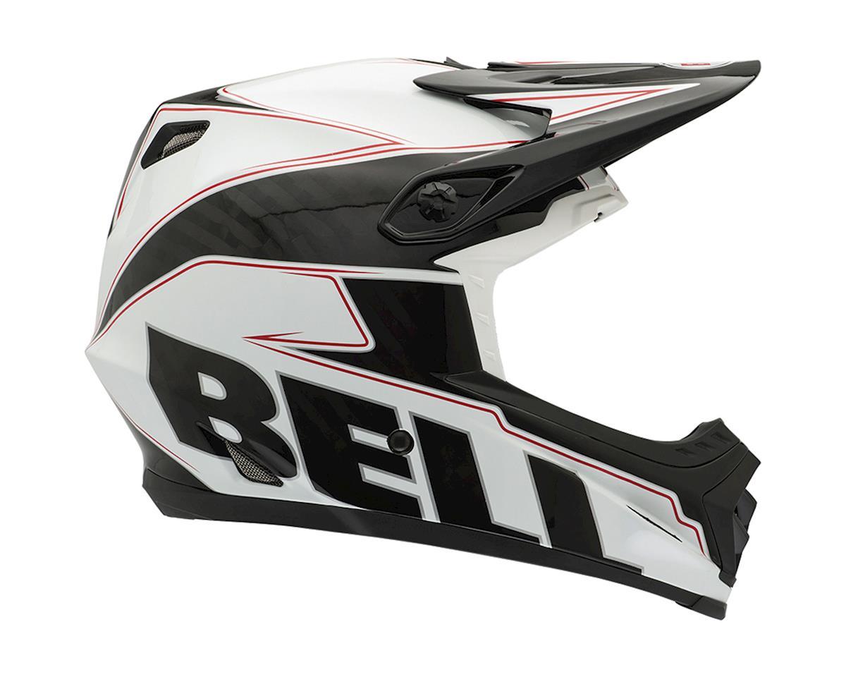 Giro Bell Full-9 BMX Helmet 2015 (Black/White) (Xsmall)