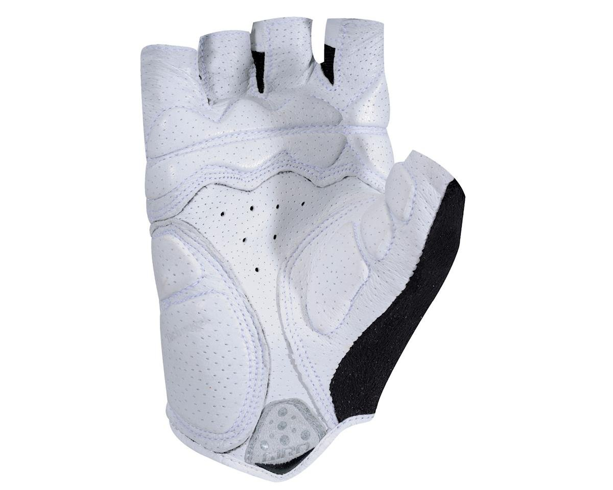 Giro LX Short Finger Bike Gloves (2015) (White)