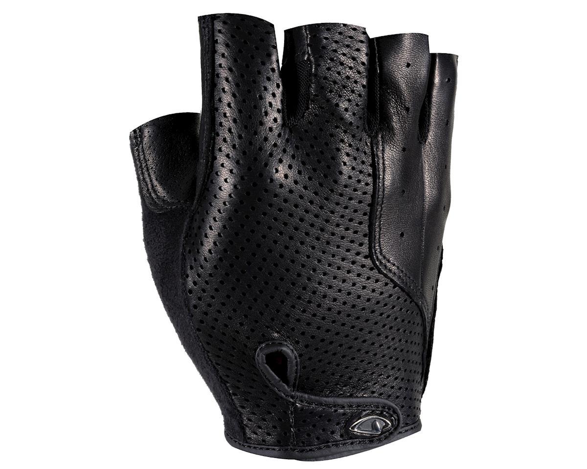 Giro LX Short Finger Bike Gloves (2015) (Black)