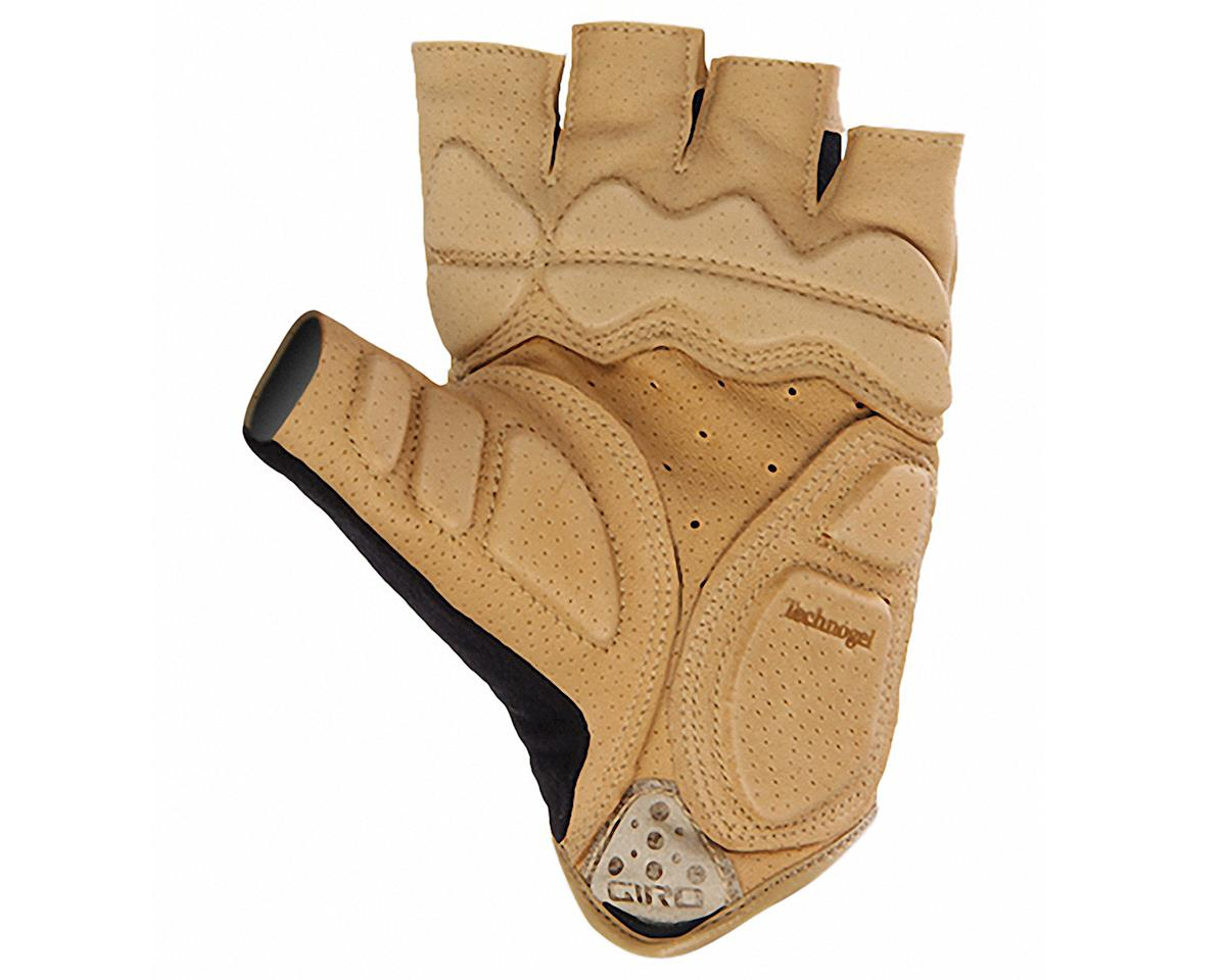 Giro LX Short Finger Bike Gloves (2015) (Tan)