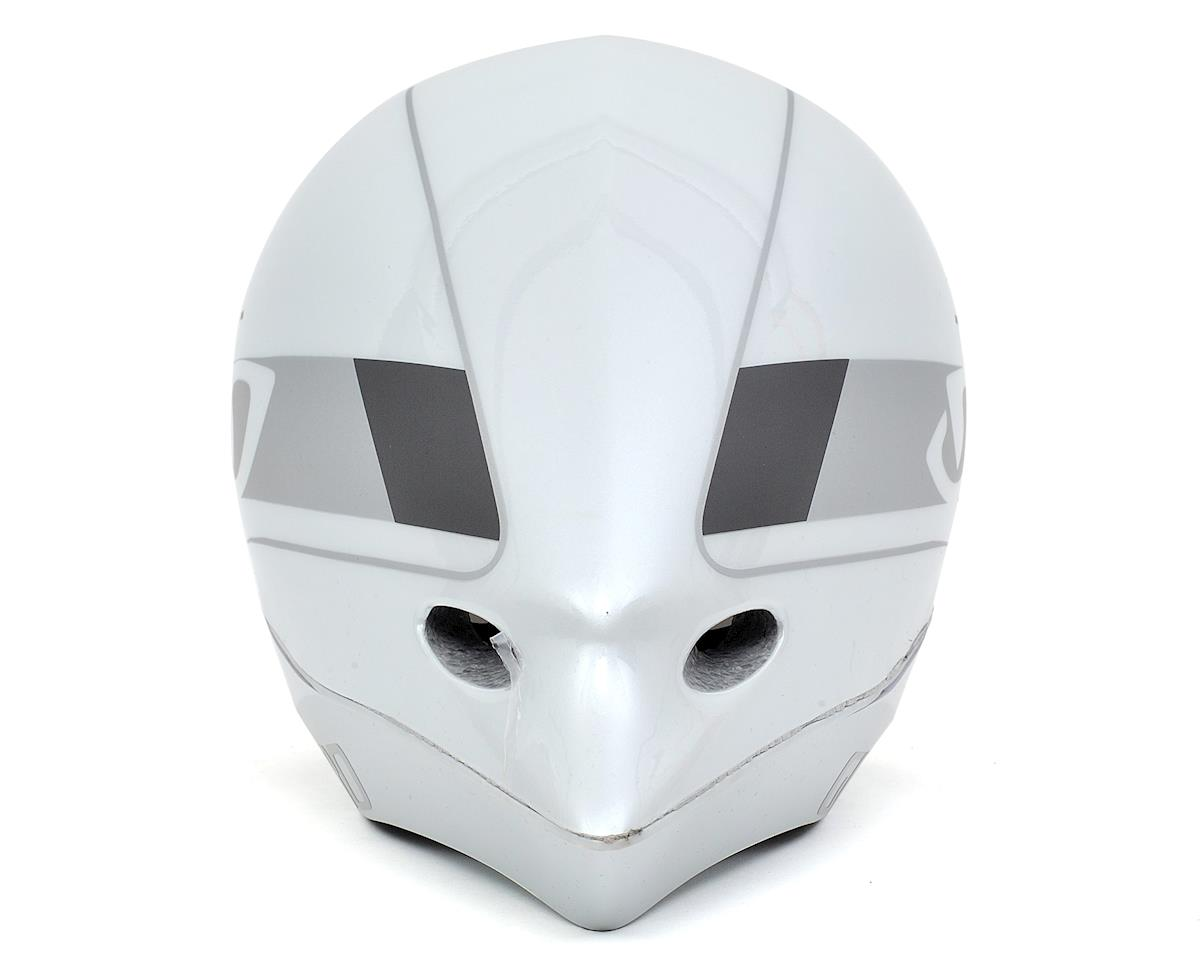 Giro Selector Aero Helmet (White/Silver) (M/L)