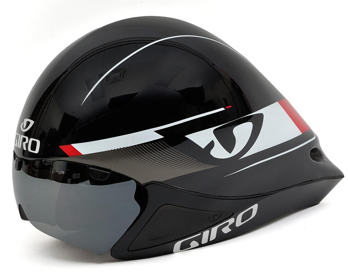 Selector Aero Helmet (Red/Black)