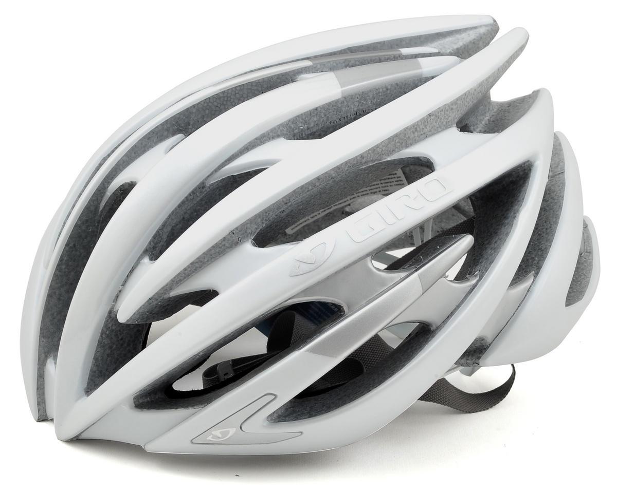 Giro Aeon Road Helmet (Matte White/Silver) (M)